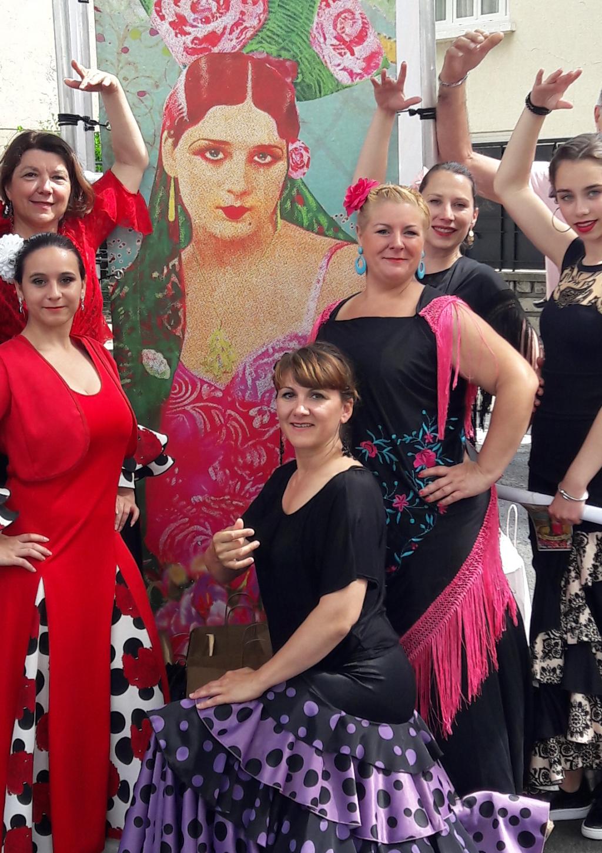 Flamencas Mauguio